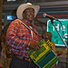 Leroy Thomas and the Zydeco Roadrunners at the Blue Moon