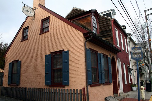 Early Architecture - 1 1-2 Story House