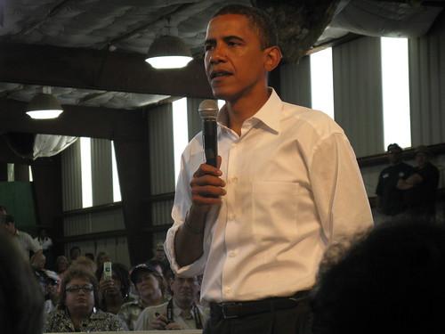 La ciberseguridad no es un juego para Obama