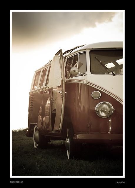 Combi Split Van