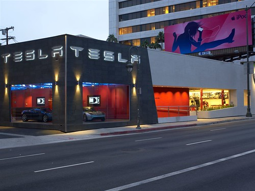 Tesla Store Los Angeles | by Tesla Motors Image Library