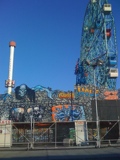 Coney Island Safe