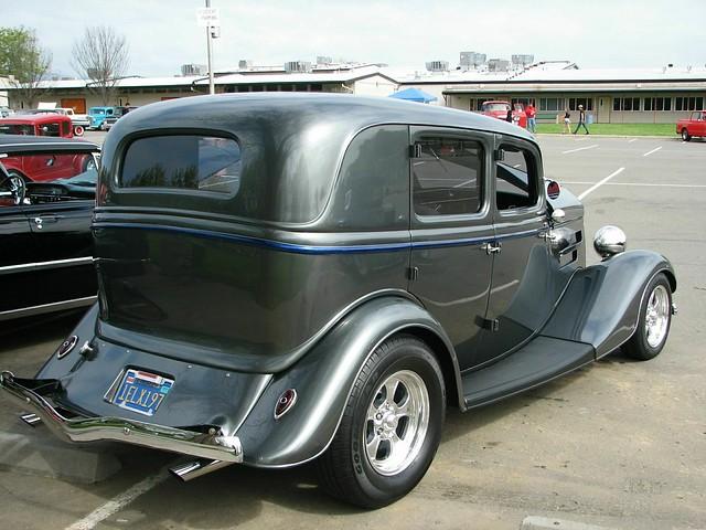 1934 ford 4 door sedan custom 39 1elx197 39 2 flickr for 1934 ford 4 door sedan