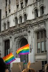 Pride Flags, Waving
