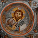 Fresco of Christ Pantocrator