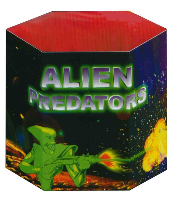 Header of Alien Predator