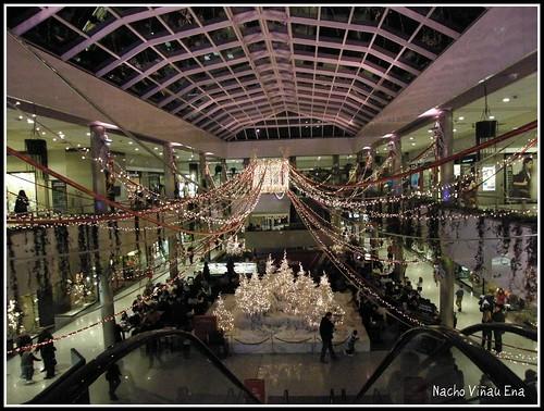 Navidad en moda shopping a photo on flickriver - Centro comercial moda shoping ...
