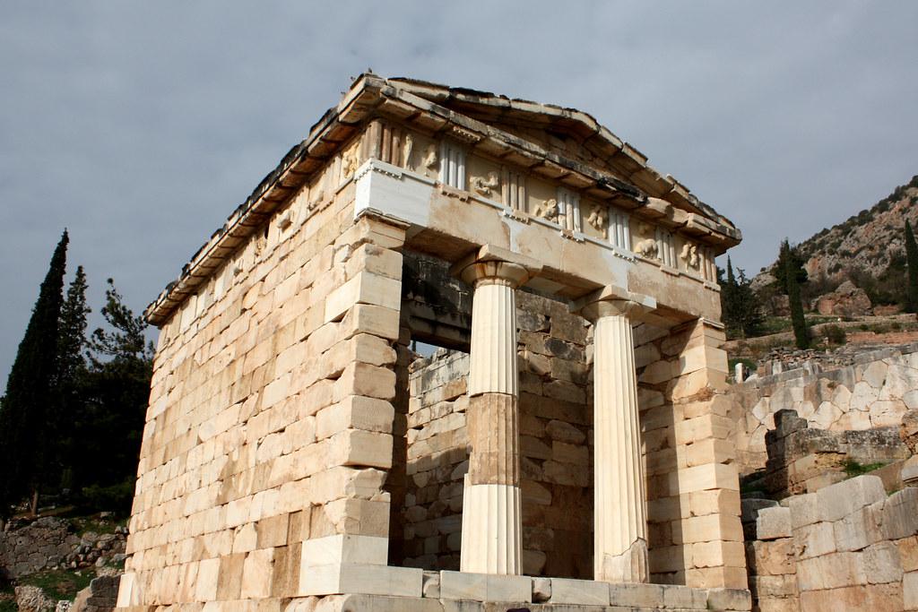 Greece - Ancient Delphi