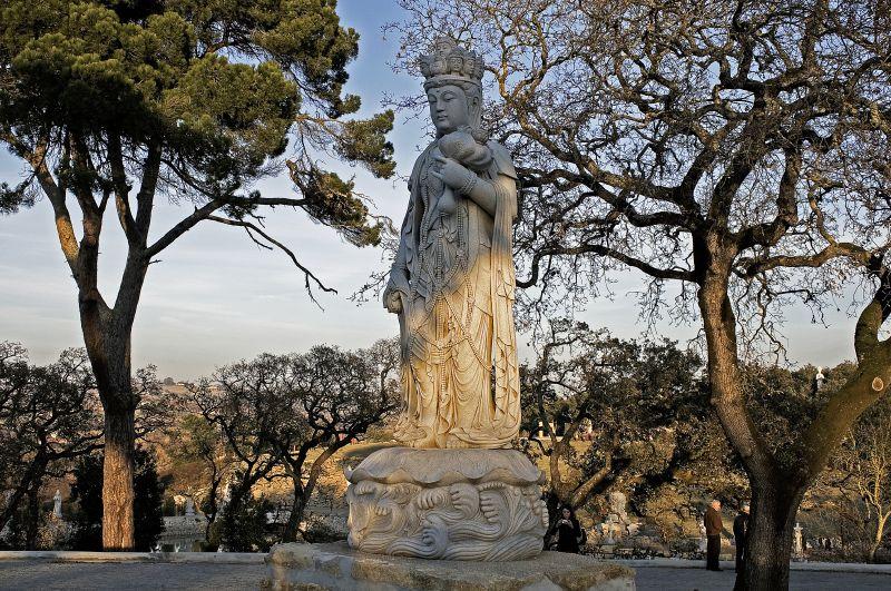 mini jardim oriental:Oriental Goddess