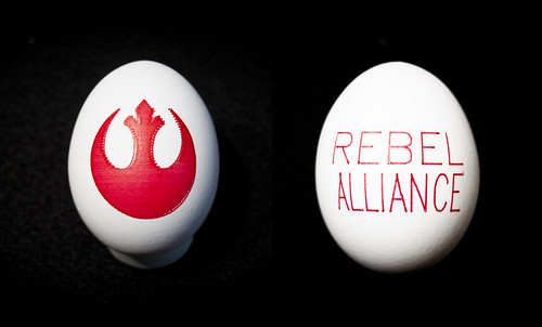 Rebel Alliance Egg