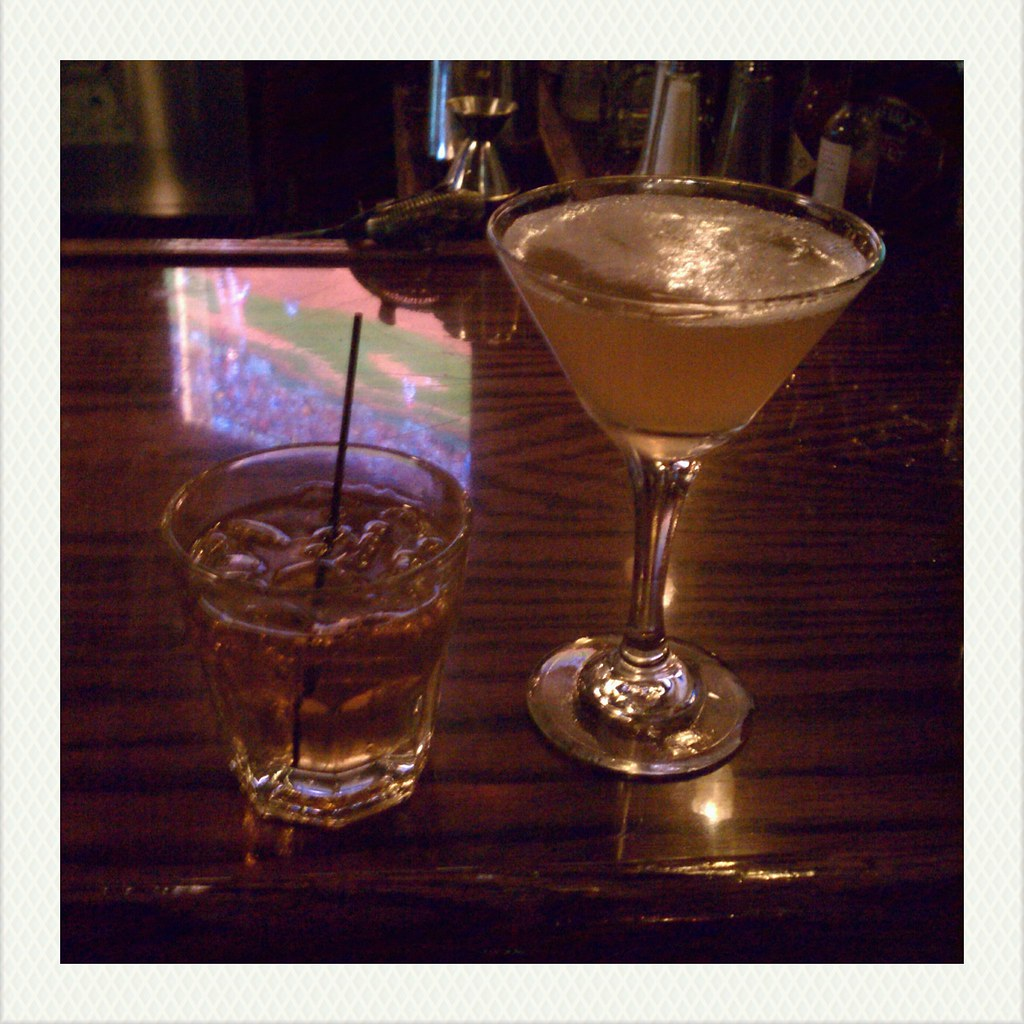Friday Night Bourbon Research at Highland Kitchen | There Will Be ...