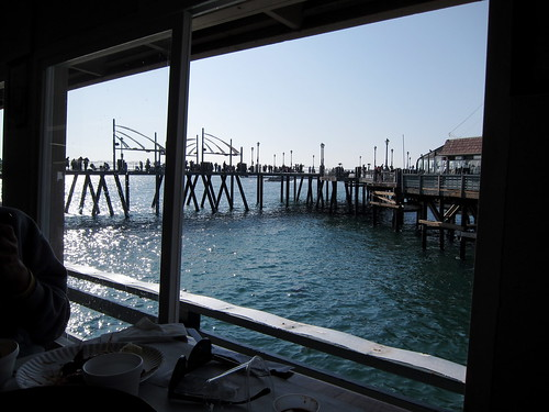 Oolong milk tea redondo beach uni is an aqcuired taste for Redondo beach pier fishing