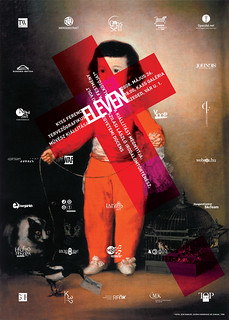 Eleven Exhibition poster, Kass Gallery, 2008