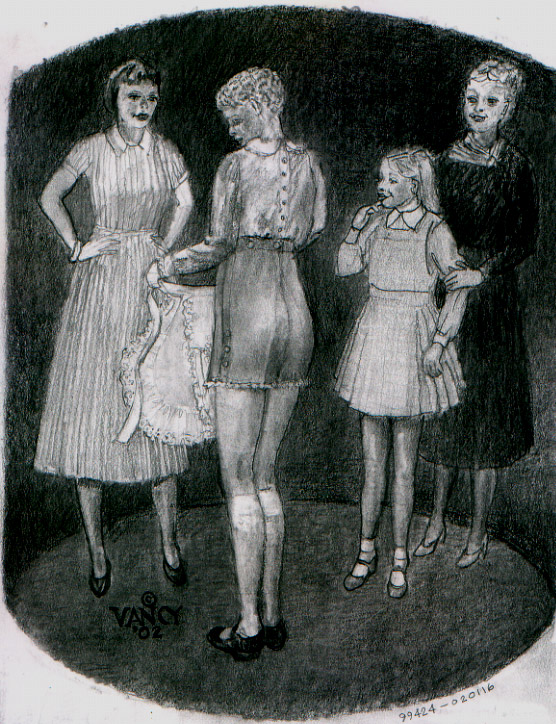 Petticoat Punishment Pictures By Vancy