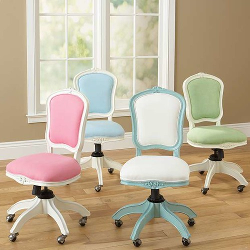PB Teen chairs