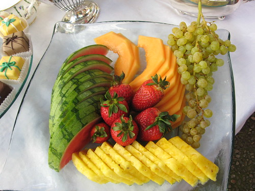 brunch fruit