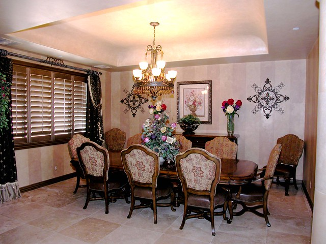 Photo for Old world dining room ideas