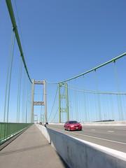 SR 16 Tacoma Narrows Bridges
