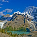 Mt. Robson from Hargreaves Glacier (Dynamic Remix)