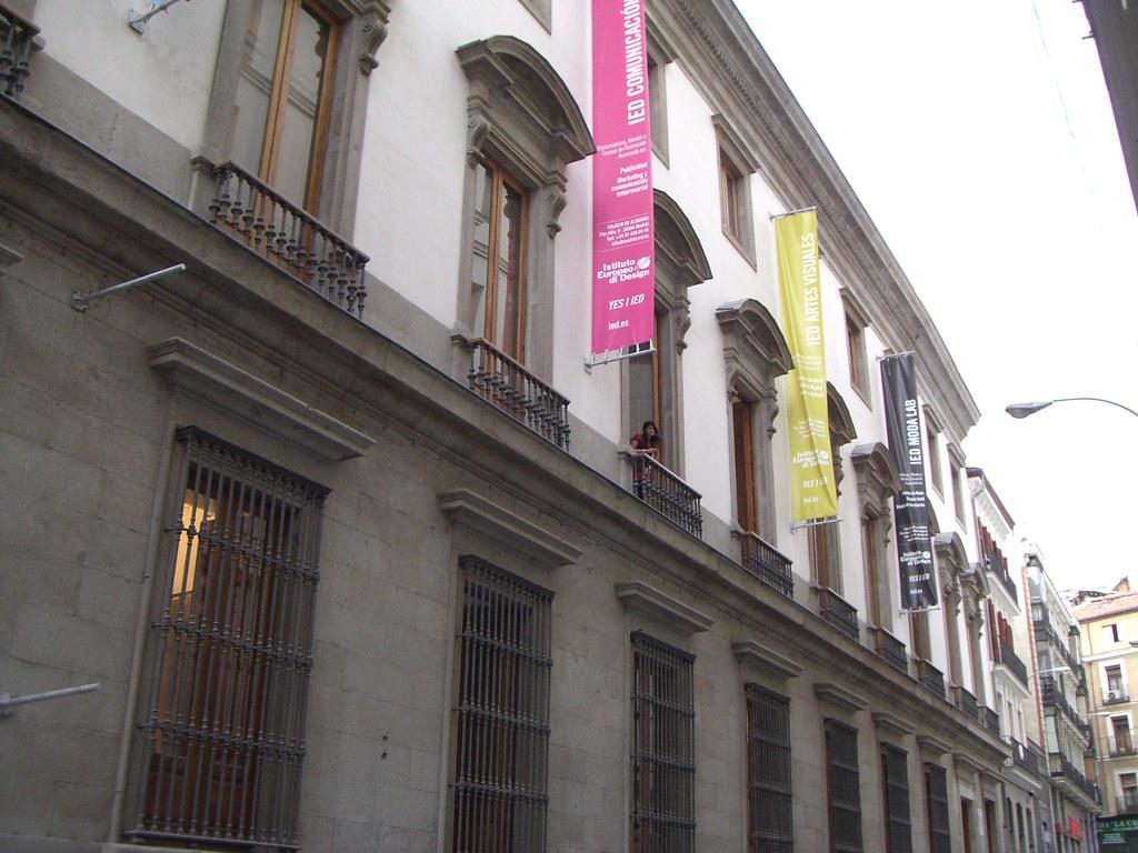 Madrid Palacio Del Conde De Altamira Palacio Del Conde D Flickr