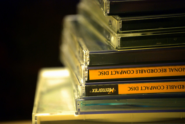 Photo:Jewel Cases By:webhamster