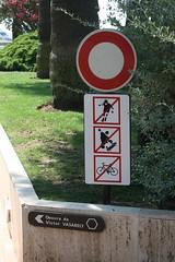 Monaco no fun zone!