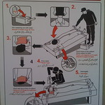 Waterboarding instructions