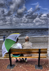 Morecambe in August