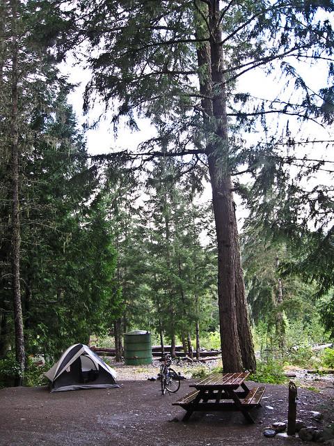 sooke potholes campground i camped here for free thanks. Black Bedroom Furniture Sets. Home Design Ideas