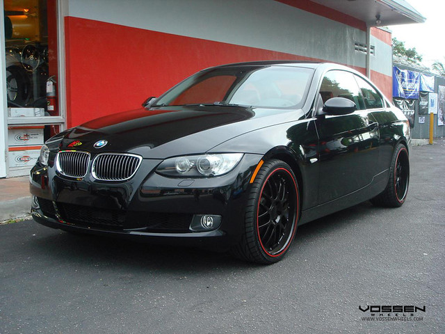 Bmw 3 Series Black Medium 640 × 480