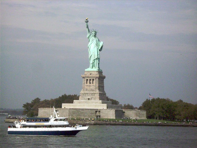 Boat Tour Ellis Island And Statue Of Liberty