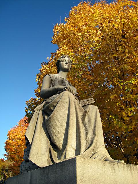 Oakwood Cemetery - Troy, NY - 02