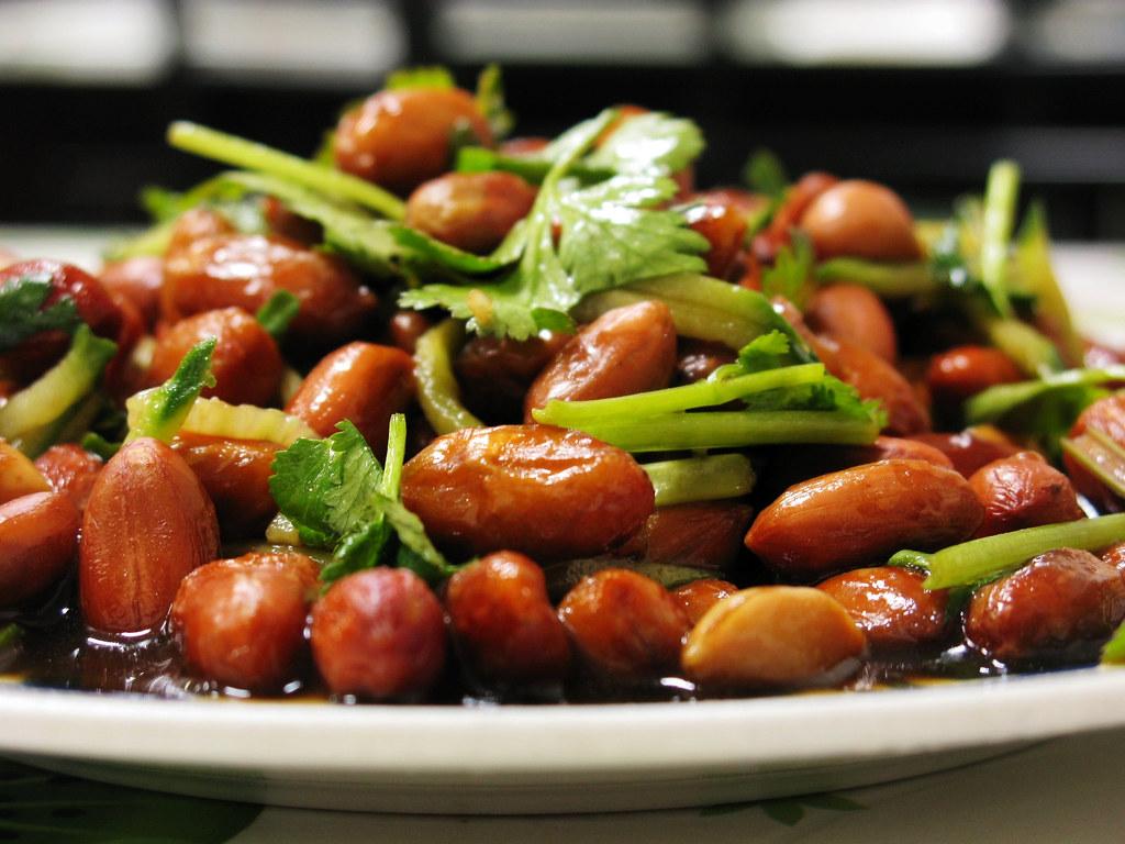 Deep-Fried Peanuts Pickled in Aged Vinegar
