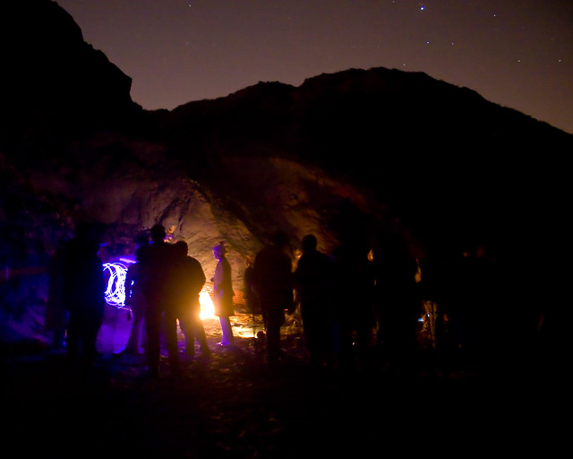 Bonfire Light, Squiggle Light, Starlight