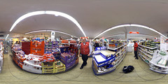 Shopblogger panoramas while taking pictures