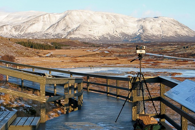 GigaPan at Thingvellir