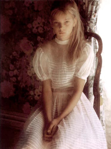 David Hamilton Photographs of Models http://www.flickr.com/photos/dullsie/3119281130/