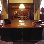 Office of Illinois Governor Rod Blagojevich, State Captiol Building, Springfield, Illinois (5 of 7)