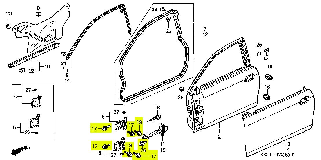vacuum diagram honda ef  honda  auto wiring diagram