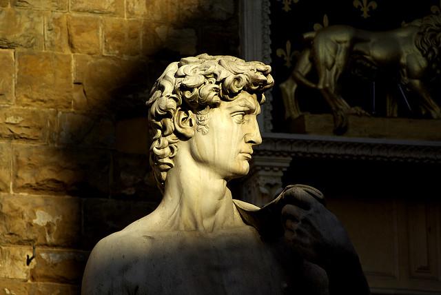Firenze - il David di Michelangelo