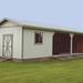 Premier PRO Tall Ranch Loafing Shed (12x36)