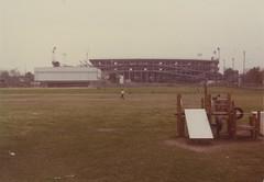 Tulane Stadium Back