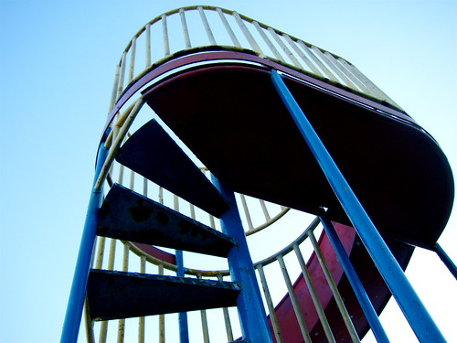 The Big Kids' Slide