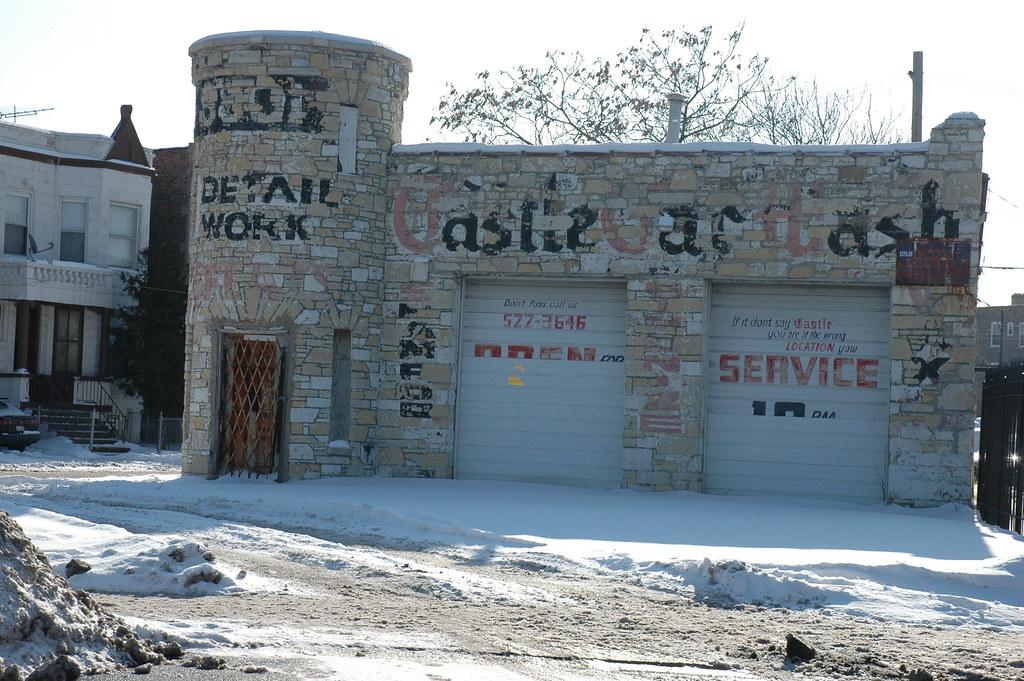 Castle Car Wash, Chicago, IL