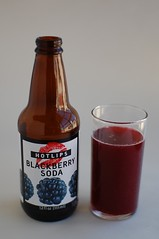 Hotlips Blackberry Soda