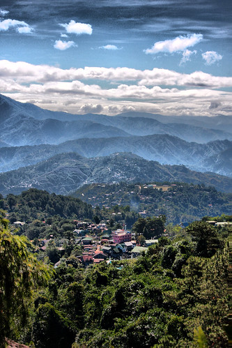 sky mountains berg by forest island asia asien village view dal jungle valley skog mines filipino baguio utsikt hdr pinoy philipines pilipinas luzon phillipines pinas benguet minesview phillippines filippinerna mineview filipinsk filipinerna filippinsk
