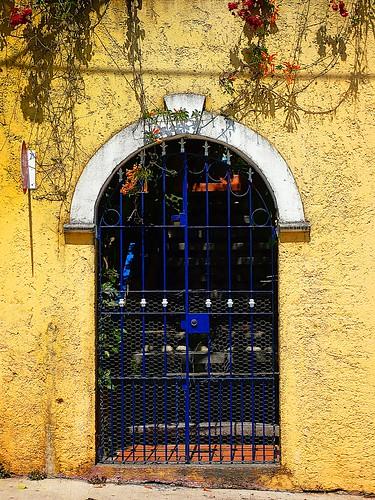 yellow geotagged lumix reja puerta panasonic amarillo photowalk veracruz coatepec photowalking dmcls75 geo:lat=19455267 geo:lon=96959699