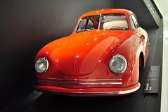 volkswagen beetle(0.0), wheel(0.0), automobile(1.0), automotive exterior(1.0), vehicle(1.0), automotive design(1.0), porsche 356(1.0), porsche(1.0), subcompact car(1.0), city car(1.0), antique car(1.0), land vehicle(1.0), sports car(1.0),