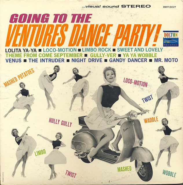 Ventures Going To The Ventures Dance Party 1962 By