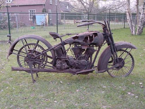 Harley Davidson 26-F (1926)
